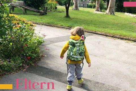 BloggerMumof3Boys Kindergarten