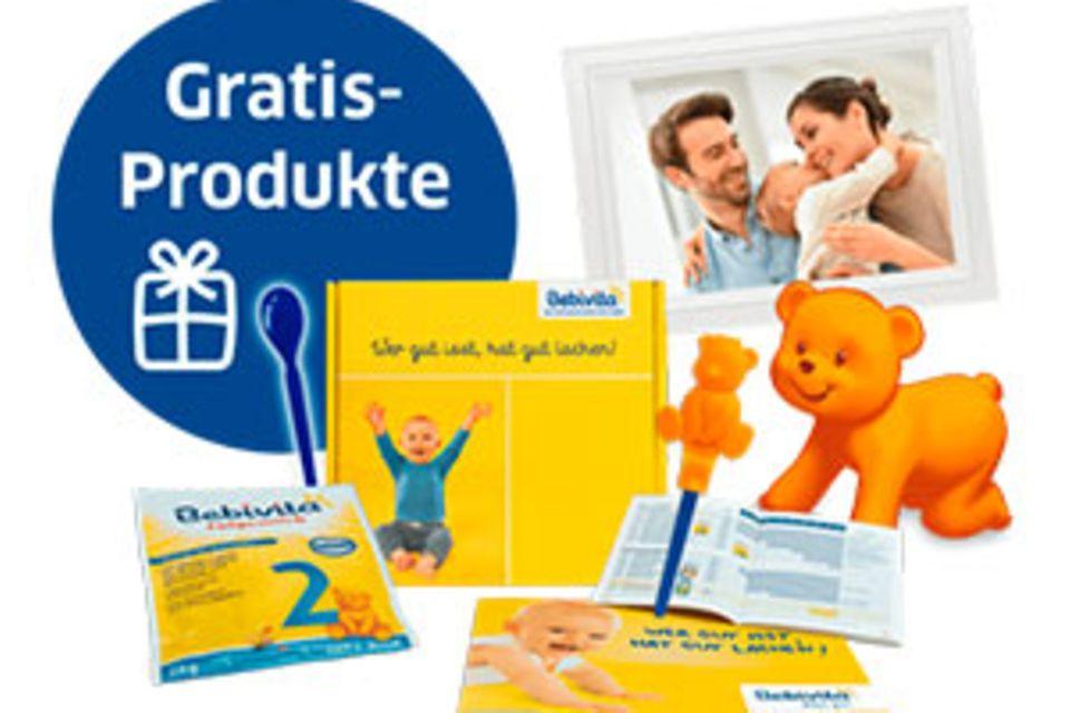 Geschenke & Vorteile: Bebivita Produktproben und weitere Vorteile