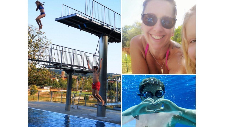 Mama steht Kopf: Ein Sommer ohne Freibad IST KEIN Sommer!