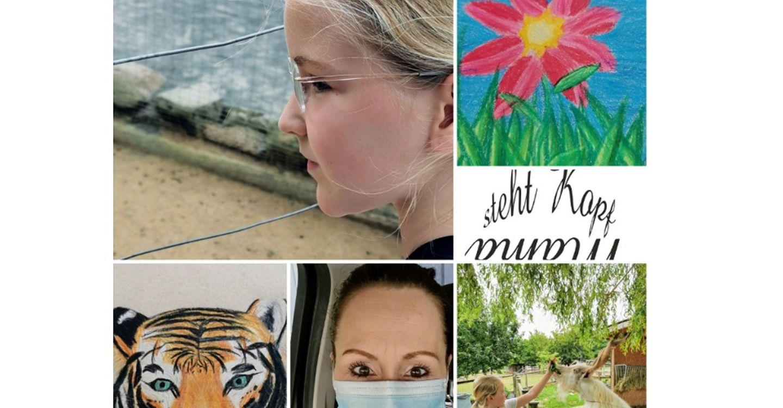 Mama steht Kopf: Mach's gut Grundschule - Mutmach-Brief an mein großes Mädchen