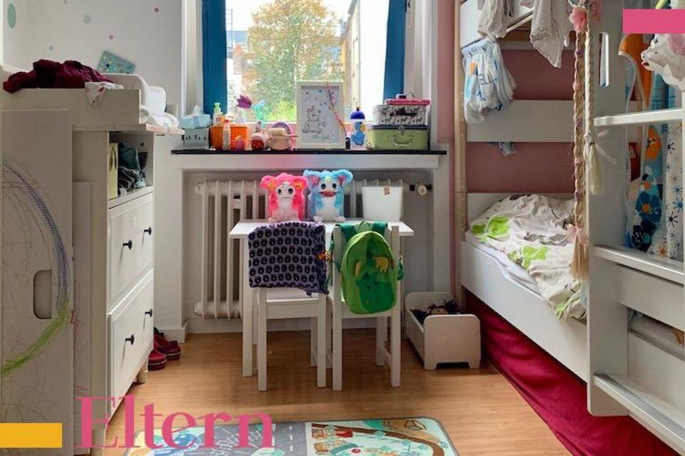 Lächeln und winken: (Ein)Blick in echte Kinderzimmer