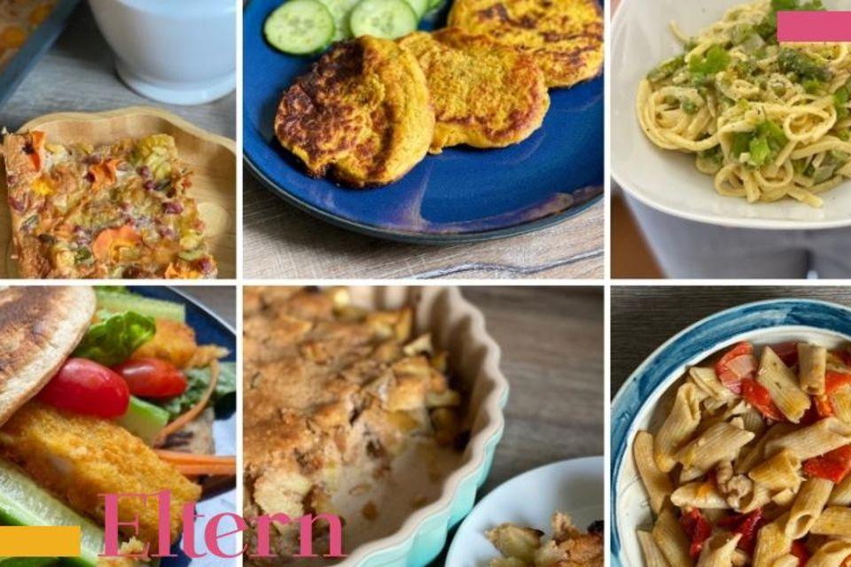 Milch & Mehr: Meal Plan: 50 sommerliche, leichte Familienrezepte