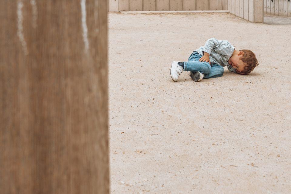 Schlau werden:  7 Tipps bei Wutanfällen von Kindern!