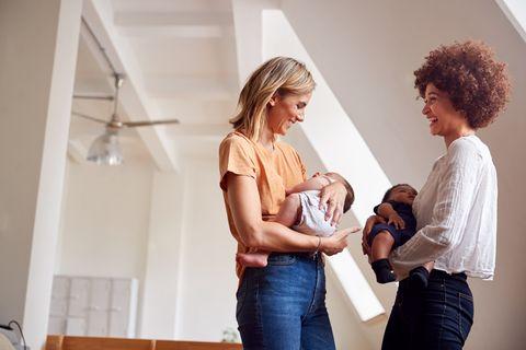 Miteinander statt gegeneinander: Gegen Vorverurteilungen: Du bist eine tolle Mutter!