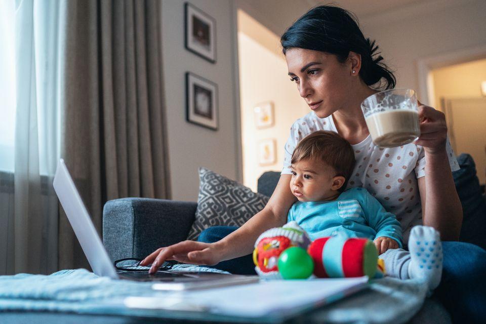 Beruf :  10 Gründe, warum Mütter tolle Managerinnen sind