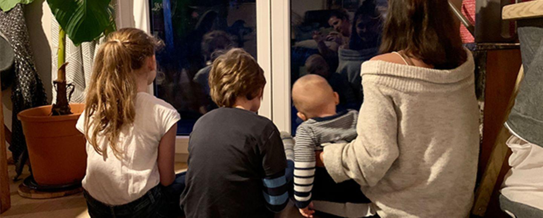 Corona-Tagebuch einer Mutter: Corona positiv – Mit vier Kindern krank in Quarantäne