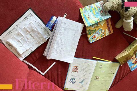 Model & Mama – Elischeba Wilde: Top Tipps von Eltern, wie ihr beim Homeschooling nicht völlig durchdreht