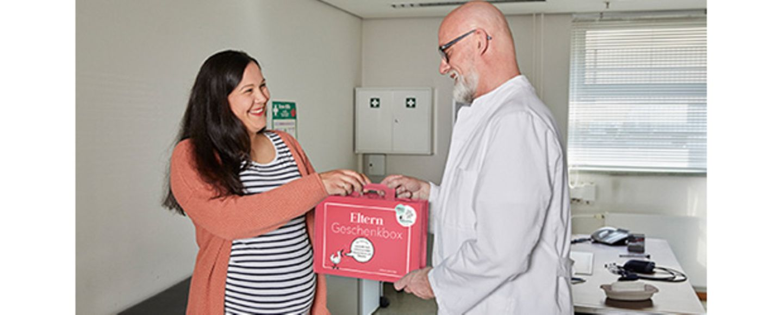 Geschenkbox: Ein Köfferchen voll Glück