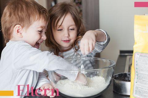 Blog Tausche Pumps gegen Schlappen, Zwei Kinder