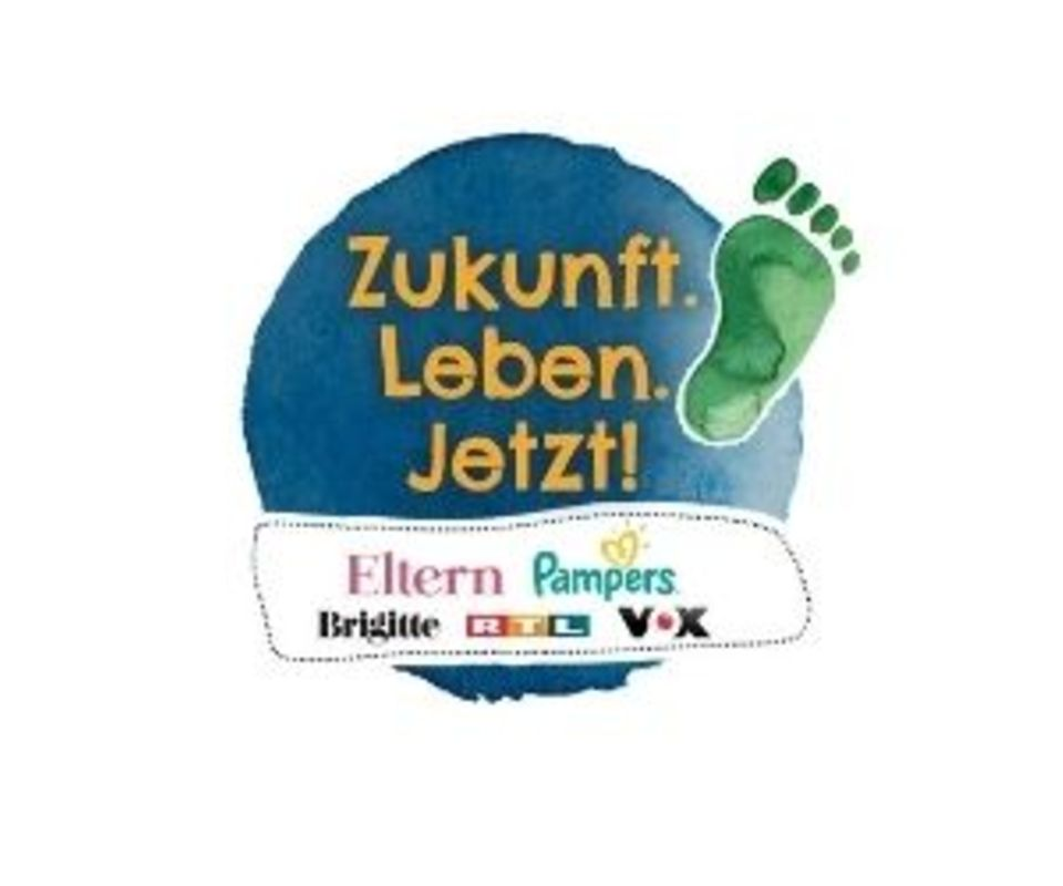 Pampers X ELTERN Logo