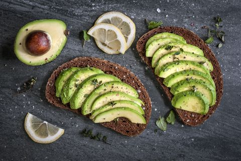 Avocado ist auch in der Schwangerschaft ein absolutes Superfood.