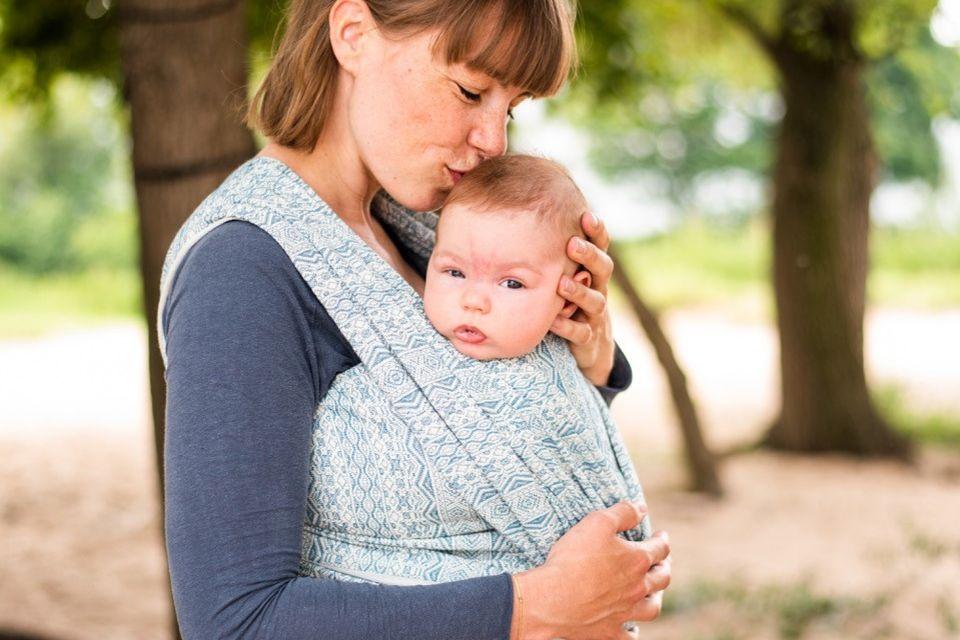 Gewinnspiel: Gewinne ein DIDYMOS-Babytragetuch nach Wahl aus 100% kbA-Baumwolle