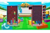 Puyo Puyo Tetris   Ein bisschen verrückt, grellbunt sowie ausgesprochen schnell und anspruchsvoll präsentiert sich diese nahezu perfekt gelungene Mischung zweier altbekannter Puzzle-Serien. Zahlreiche Gameplay-Modi machen das Spiel sehr abwechslungsreich – und schnelles Umschalten zwischen den beiden Spielarten sorgt für noch mehr Herausforderung. Spätestens ab Kapitel vier sind dann echte Tüftler gefragt. Ein Logik- und Rätselspiel par excellence.   Nintendo Switch, Playstation 4, Koch Media, 39,99 bzw. 29,99 Euro