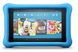 Fire HD 8 Kids Edition   Kein abgespecktes Kindertablet, sondern ein vollwertiges Produkt, das durch die intuitiv zugängliche Menüstruktur und die individualisierbaren Kinderprofile ein ideales Gerät für Kinder ist. Hier finden   sie sich schnell zurecht und bleiben im Internet in einem geschützten Bereich. Zum Paket gehört eine Multimedia-Flatrate für Kinder mit unzähligen E-Books, Videos, Spielen und Lernapps. Das Tablet kann von den Eltern ganz unkompliziert für die Belange und Bedürfnisse ihrer Kinder eingestellt werden. Sie bestimmen zum Beispiel, ob ihre Kinder unbegrenzt lesen, aber nur begrenzt Videos schauen   dürfen und wann das Gerät schläft. Digital lernen, lesen, spielen und sicher surfen – so geht's!   Tablet, Amazon EU, 120 bzw. 140 Euro