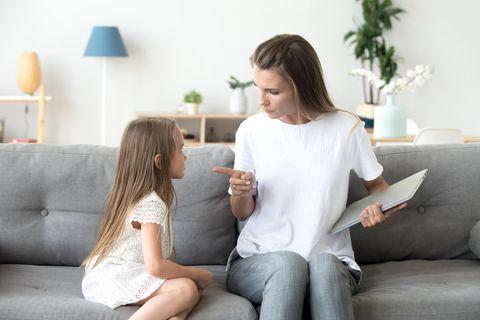 Kinder und Regeln: Test: Wie konsequent bist du in der Erziehung?