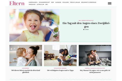Neuer Look 2021: In eigener Sache: Eltern Digital hat sich für euch schön gemacht