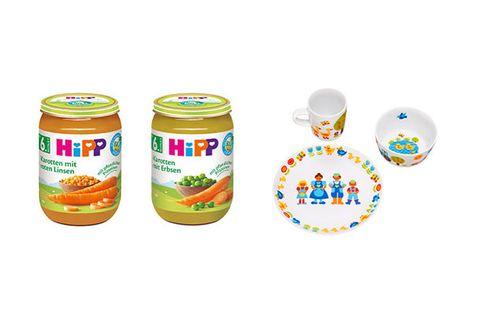 Gewinnspiel: HiPP Bio-Karotten mit Hülsenfrüchten und byGraziela Geschirr