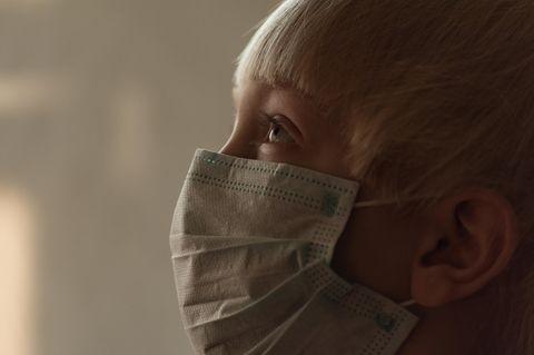 Rückruf Masken für Kinder
