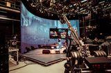 Telekom-Aktion: Bühne und Technik