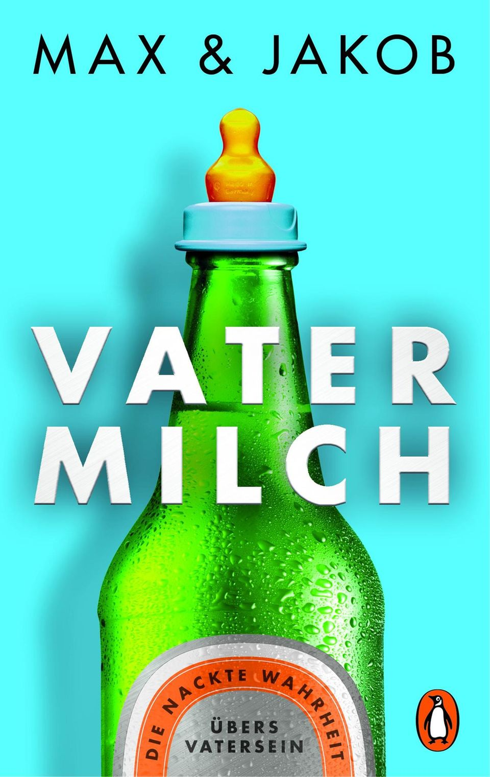 """Buch """"Vatermilch"""""""