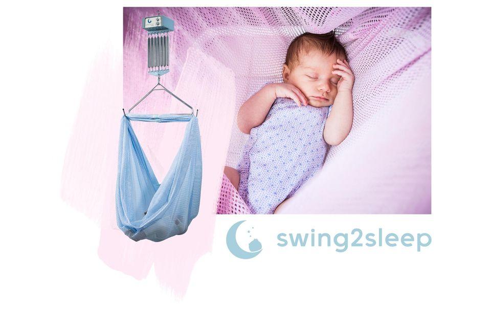 Gewinnspiel: swing2sleep - die automatische Federwiege