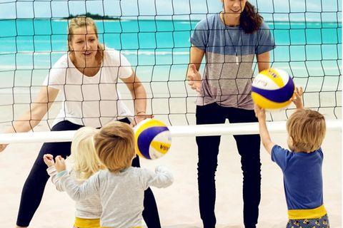 Interview: Kira Walkenhorst mit Familie