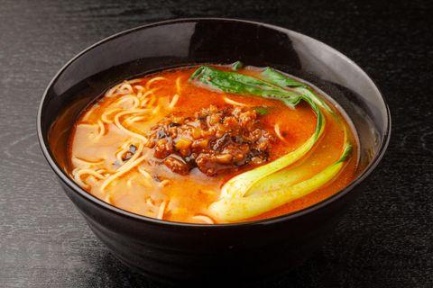 Eine scharfe asiatische Suppe: Geht sie auch in der Schwangerschaft?