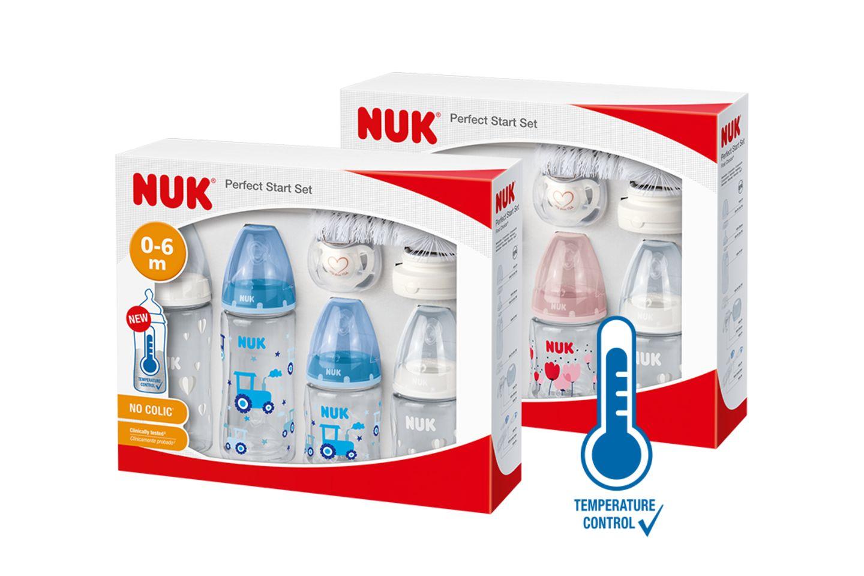 Gewinnspiel: Einfach sicher sein: NUK FC+ mit Temperature Control