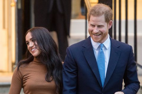 Harry und Meghan: Das zweite Baby ist da