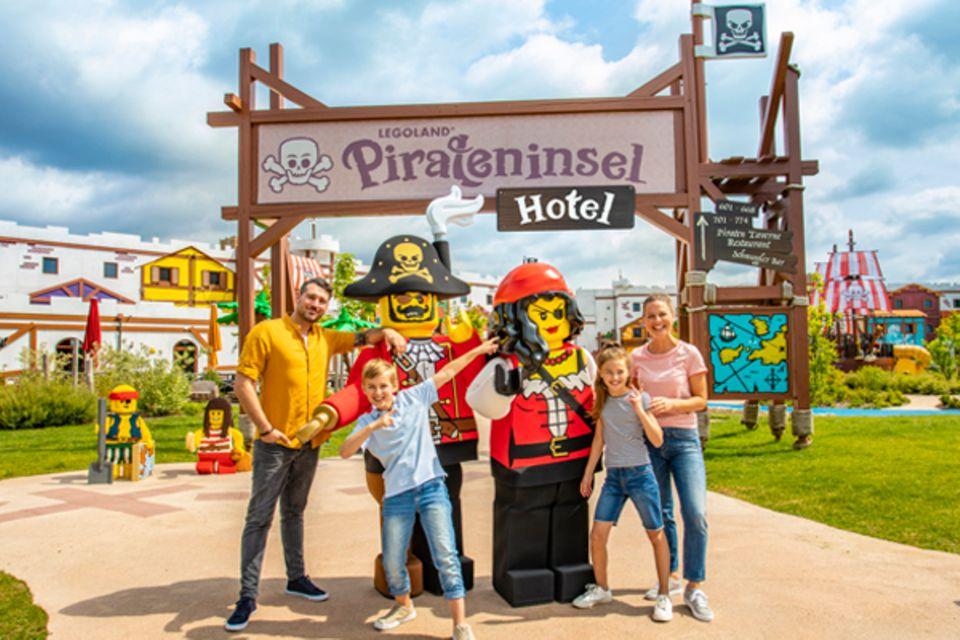 Gewinnspiel: Im Land der Kinderträume: Kurzurlaub im LEGOLAND® Deutschland