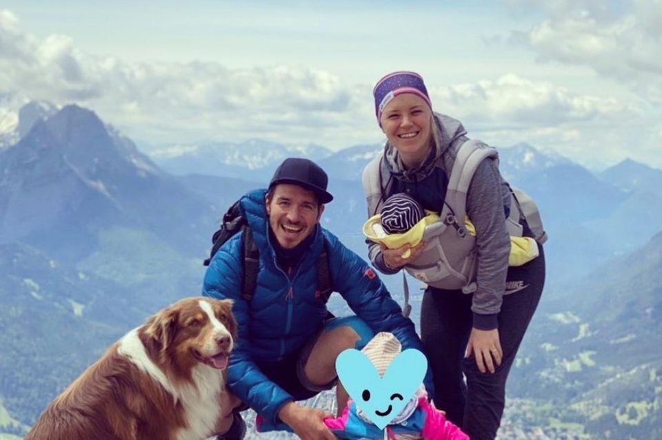 Miriam + Felix Neureuther im Interview: Familie Neureuther