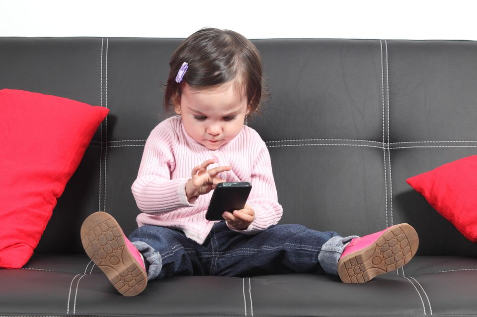 Mein Kind twittert