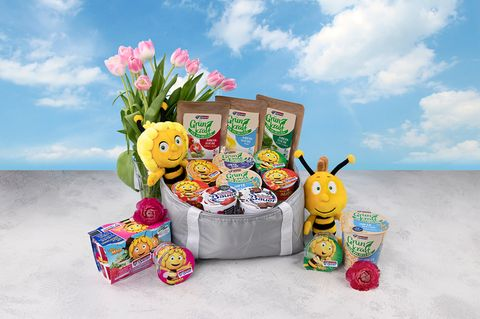 Gewinnspiel: Die Biene Maja – Projekt Klatschmohnwiese