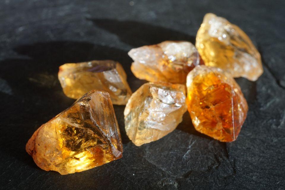 Geburtsstein: Die 12 Steine im Vergleich