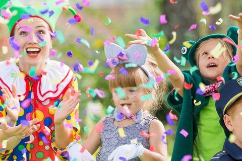 Kindergeburtstag: Geburtstag mal ganz anders feiern!