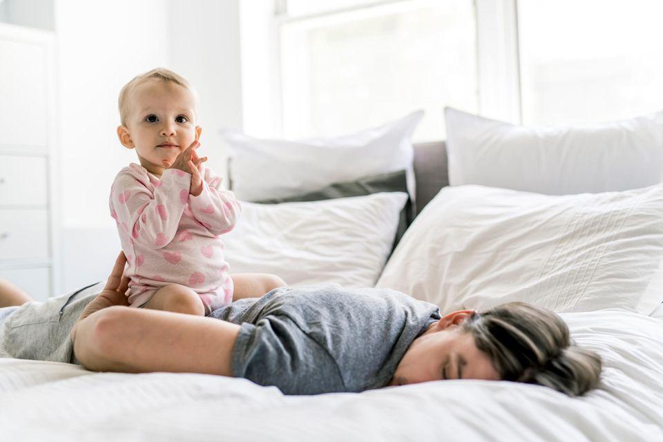 Eltern-Burnout - wenn nichts mehr gut