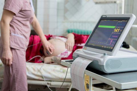 Cytotec: Schwangerschaft Herztöne Baby