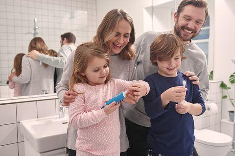 Gewinnspiel: Oral-B elektrische Kinderzahnbürsten
