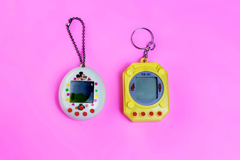 Spielzeug für Kinder: Tamagotchis