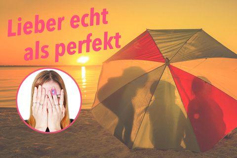 Kolumne: Lieber echt als perfekt - Urlaub zu viert
