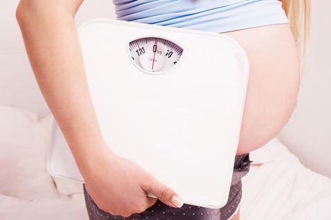 Schwangerschaft entstellt nach körper Körper nach