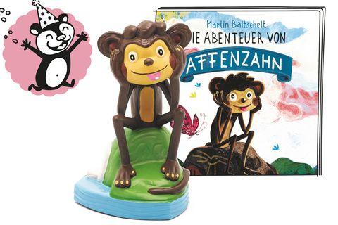 Jubiläums-Gewinnspiel: Toniebox und die Abenteuer von Affenzahn gewinnen!