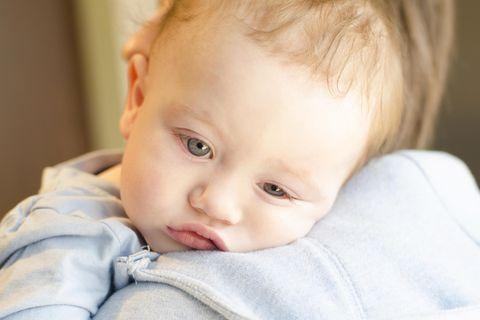 Kind mit Fieber