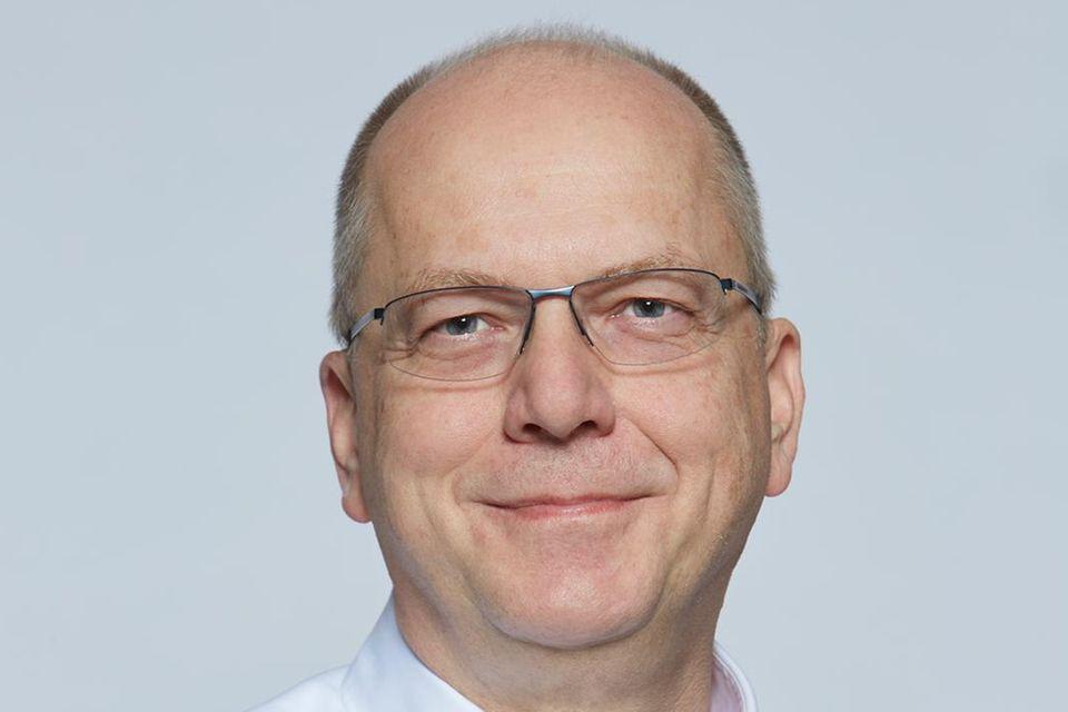 Kinderarzt Ralph Köllges