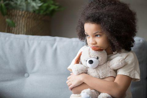 Die psychische Belastung bei Kindern ist während der Pandemie stark gestiegen.