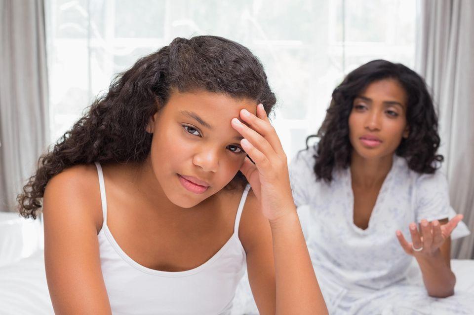 Rassismus: BpoC-Mutter diskutiert mit ihrer Tochter